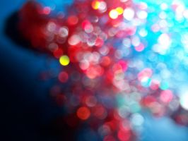 Colorful bookeh by Eitvys200