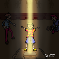30 Days of Games - Mother 3 by LordQuadros