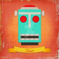 2 - Gus by scifiguru