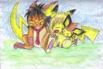 Green Day chus by sarzcat