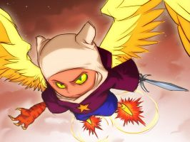 Finn the Ultimate Wizard by Windam