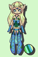 Palette adopt #3 for ~BlookenBslk by claire-face