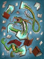 Open Book, Reveal Magic by Nightlyre