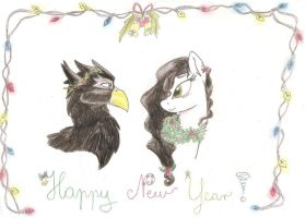 Happy New Year! by StarLilly08