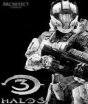 Halo 3 Master Cheif by architect2991