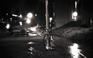 Bicycle. by ippiki-wolf