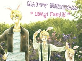 Happy Birthday USAgi Family! by gorse1995