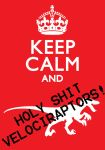 How can you possibly keep calm now? by zantaff