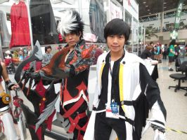 AX2013 - Elsword - Ravens by GameBoy224