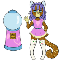 anthro gacha closed by HamsterFluf