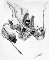 Starscream_torso by LivioRamondelli