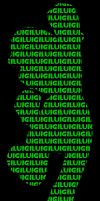 WordArt Luigi by Mad-Jim-McKracken