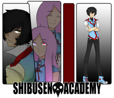 Anderson - Shibusen Academy by cateu