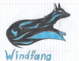 Windfang by simplytresca