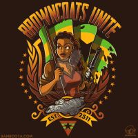 Browncoat Unite Port by Bamboota
