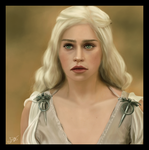 Khaleesi by 0Snow-White0