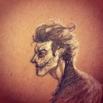 Why so serious? by L0rnography