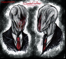 SlenderFather is BACK by Cageyshick05