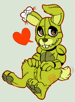 FNaF 4:~Plushtrap~ by The-Star-Hunter