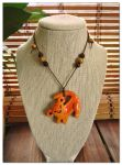 Simba Lion King Necklace by LaurelArtz