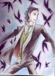 Tyki and his Tezze by Tykicode0