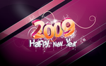 Happy New Year 2009 by zltgfx