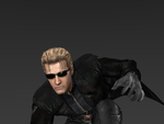 wesker by Horizont8