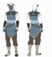 Atka: Under Cloak Clothing Reference by NachttOwl