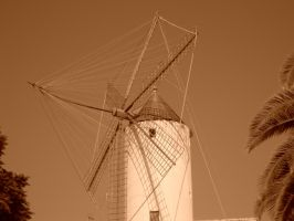 The Windmill by elite3399