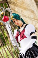 ETERNAL SAILOR PLUTO by Giorgiacosplay