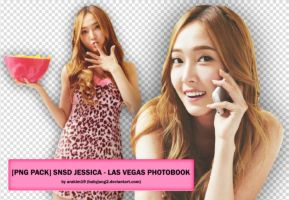[PNG PACK] SNSD JESSICA - LAS VEGAS PHOTOBOOK #2 by babyjung2