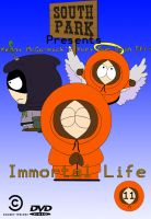 Kenny McCormick Spin Off Series DVD 11 Front Cover by megasupermoon