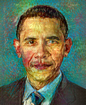Obama by lherrerabenitez
