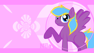 Nila Wallpaper by lessy652