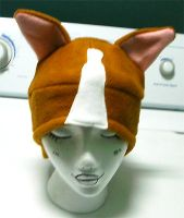 Welsh Corgi Hat by metallixfaker