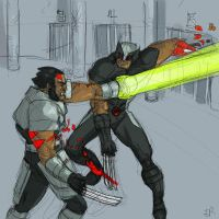 Uncanny X-Force 3 by Grey-Coven