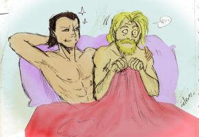 In Bed With Gods by Kapalsky