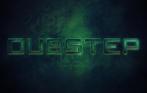 DubStep Futuristic Wallpaper by xdarkaro