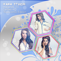 Pack Png De Ivana Yturbe by KoalicornioEdicion