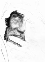 Old Man wip1 by orinoco1973