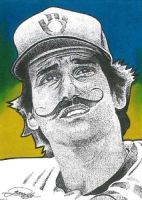 Rollie Fingers by machinehead11