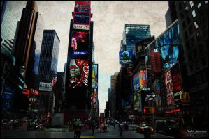 Times Square by The-proffesional