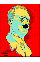 Her Fuhrer -Red- by Tjoepoe