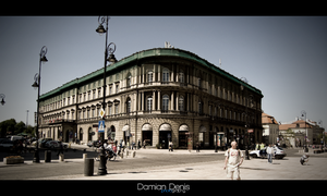 Warsaw by DoubbleD