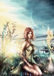 Eve in Eden by Gioluengo