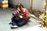 Ellie The Last Of Us by Inushio