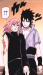 SasuSaku This was all thanks to you. by DanielaUzumaki