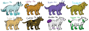 Adopts~ by afoxcas