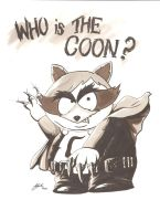 The Coon by MikimusPrime