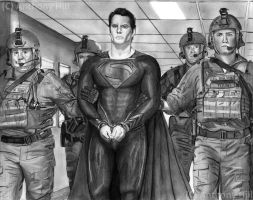 Man Of Steel by Wanted75